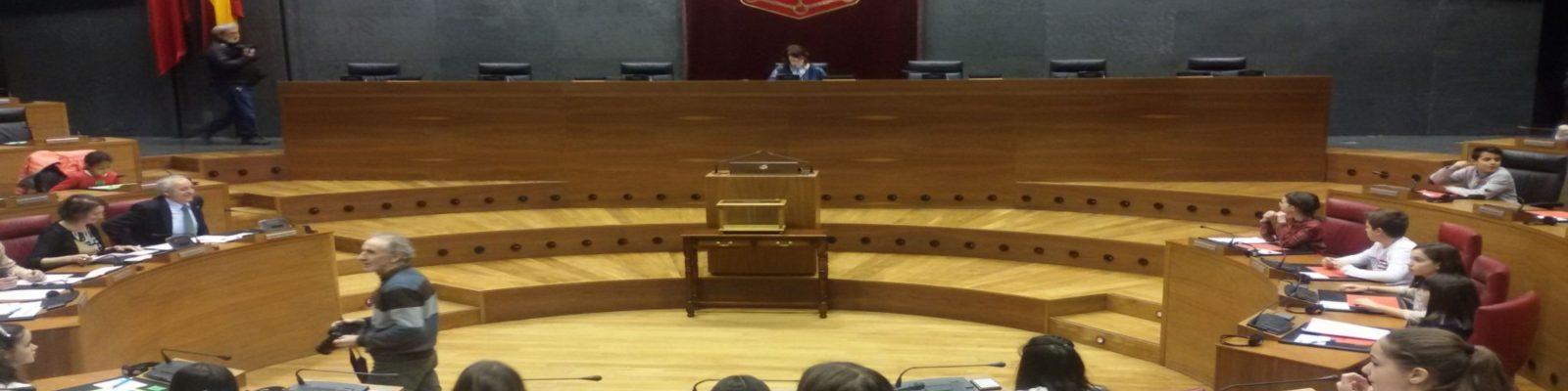 Parlamentarios por un Día